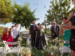 La boda de Vanessa y Pablo