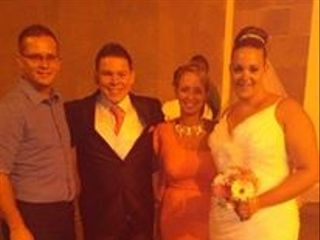 La boda de Romina y Josué 1