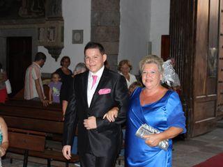 La boda de Romina y Josué 2