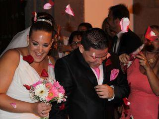 La boda de Romina y Josué