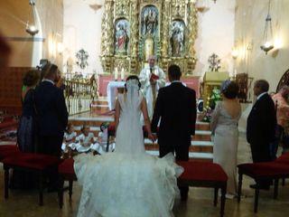 La boda de Nieves y Moisés 3