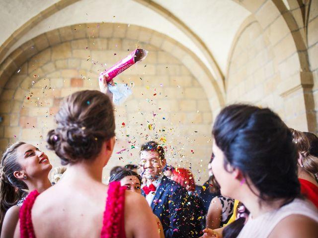 La boda de Unai y Alba en Irun, Guipúzcoa 31