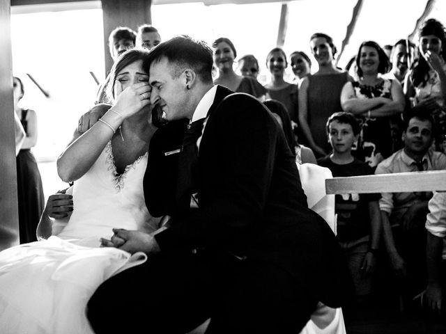 La boda de Unai y Alba en Irun, Guipúzcoa 47