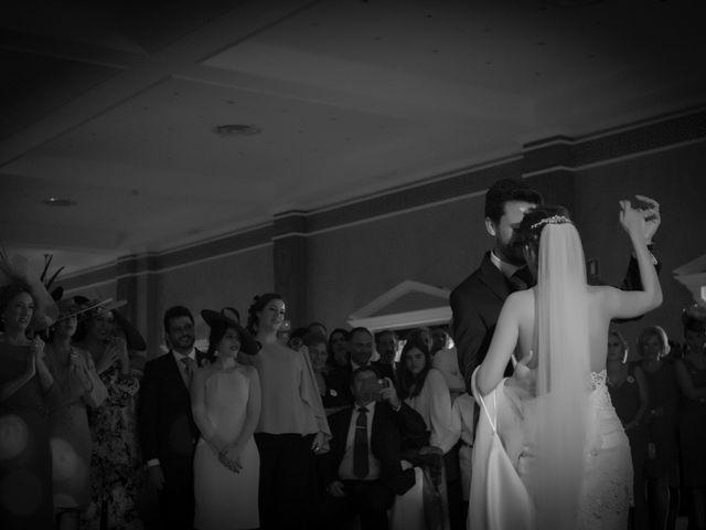 La boda de Fátima y Vicente