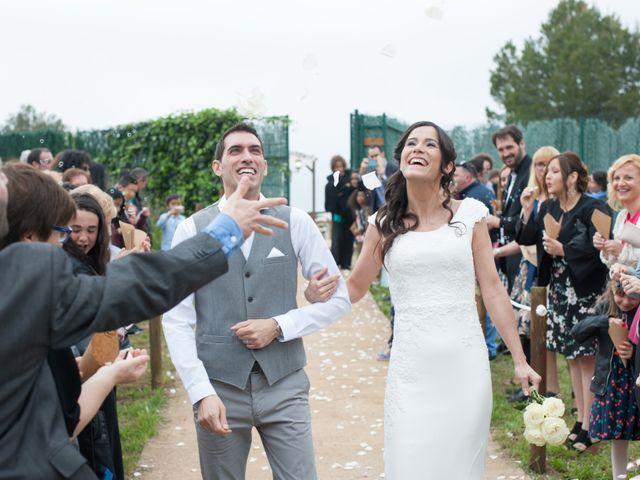 La boda de Daniel y Mireia en Castellfollit Del Boix, Barcelona 1
