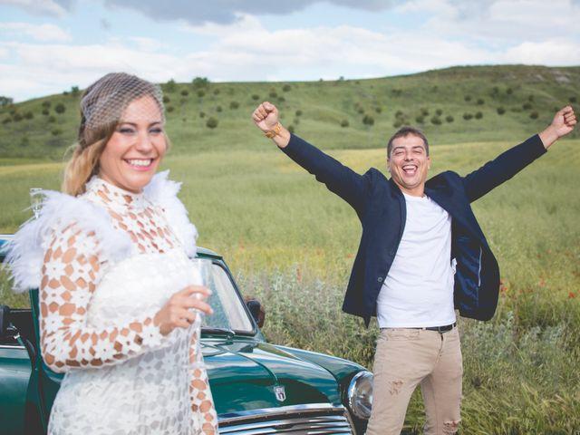 La boda de Rubén y Marta en Tudela De Duero, Valladolid 38