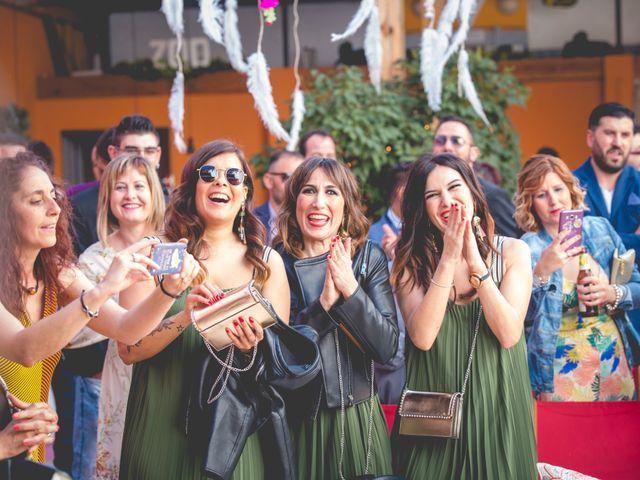 La boda de Rubén y Marta en Tudela De Duero, Valladolid 54