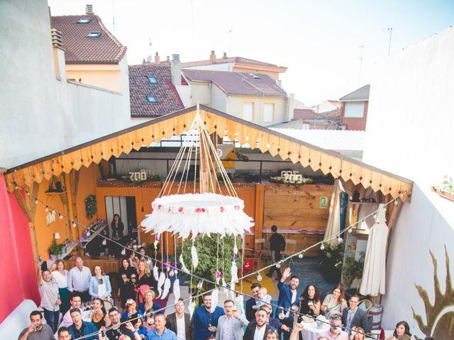 La boda de Rubén y Marta en Tudela De Duero, Valladolid 63