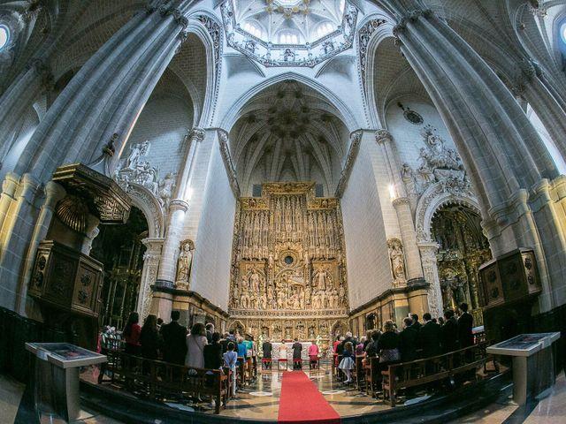 La boda de Óscar y María en Zaragoza, Zaragoza 8