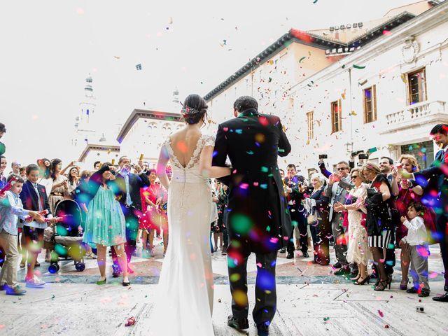 La boda de Óscar y María en Zaragoza, Zaragoza 10