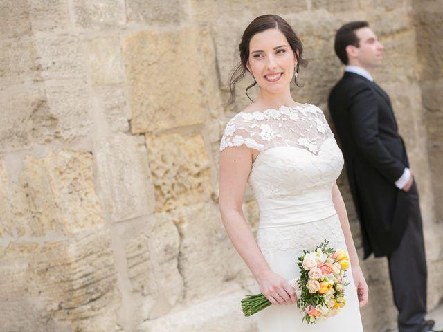 La boda de Óscar y María en Zaragoza, Zaragoza 12