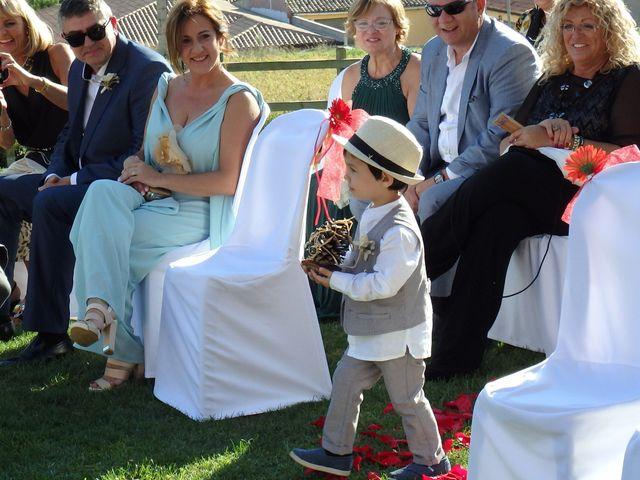 La boda de Luis y Geny en Orista, Barcelona 11