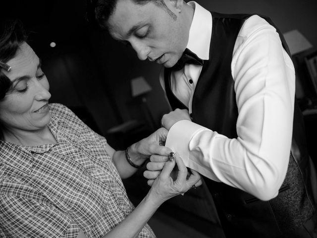 La boda de Toño y Virginia en Nogueira De Ramuin, Orense 11