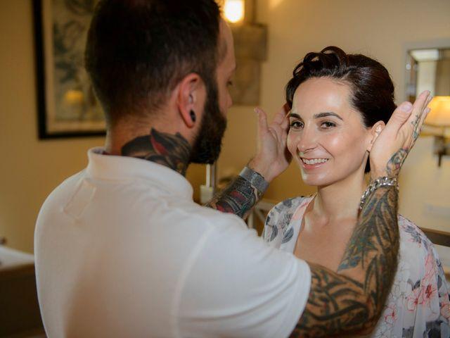 La boda de Toño y Virginia en Nogueira De Ramuin, Orense 17