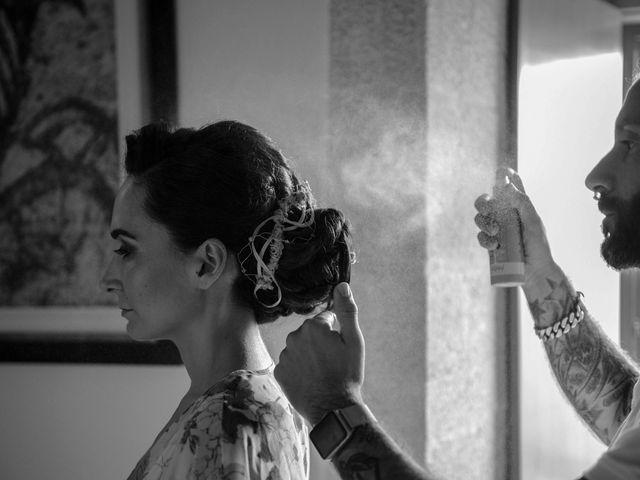 La boda de Toño y Virginia en Nogueira De Ramuin, Orense 19