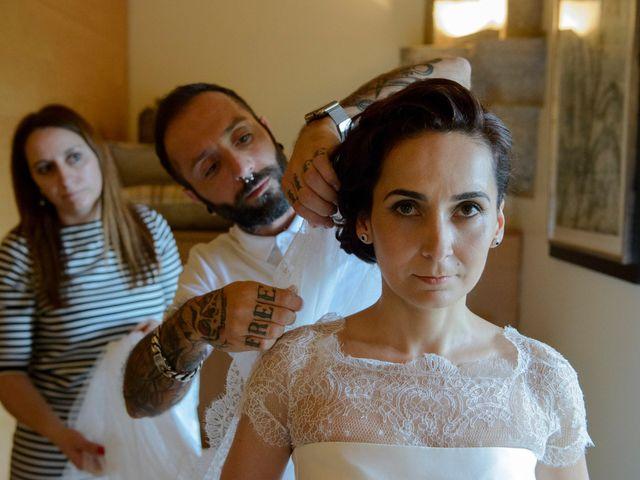 La boda de Toño y Virginia en Nogueira De Ramuin, Orense 23