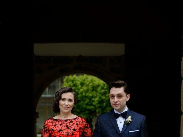 La boda de Toño y Virginia en Nogueira De Ramuin, Orense 25