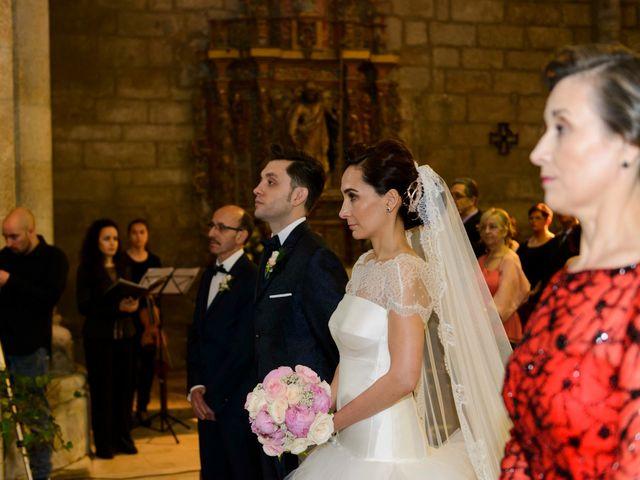 La boda de Toño y Virginia en Nogueira De Ramuin, Orense 27