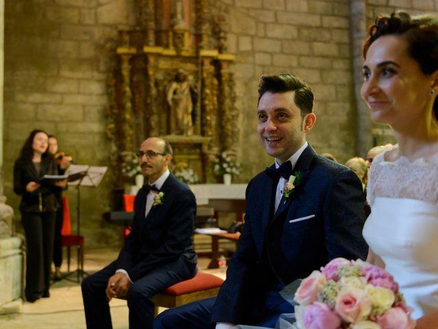 La boda de Toño y Virginia en Nogueira De Ramuin, Orense 29