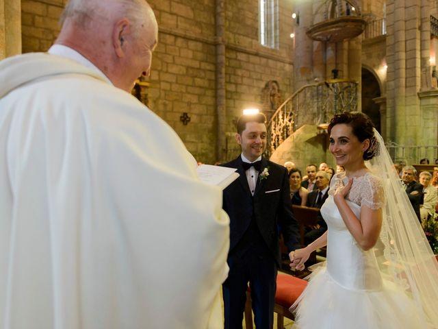La boda de Toño y Virginia en Nogueira De Ramuin, Orense 31