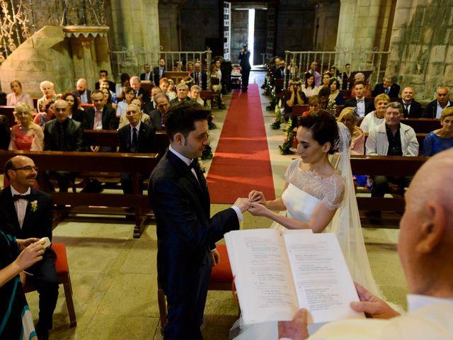 La boda de Toño y Virginia en Nogueira De Ramuin, Orense 32