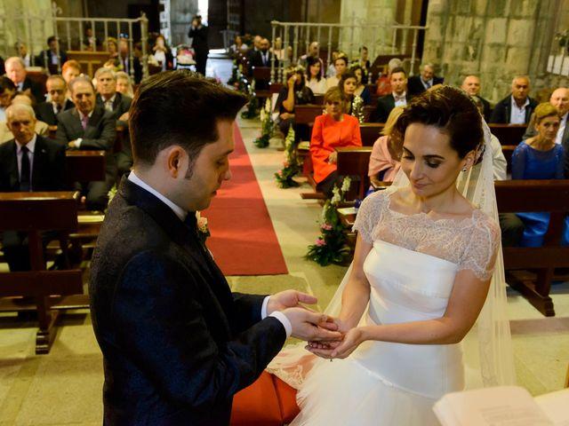 La boda de Toño y Virginia en Nogueira De Ramuin, Orense 33