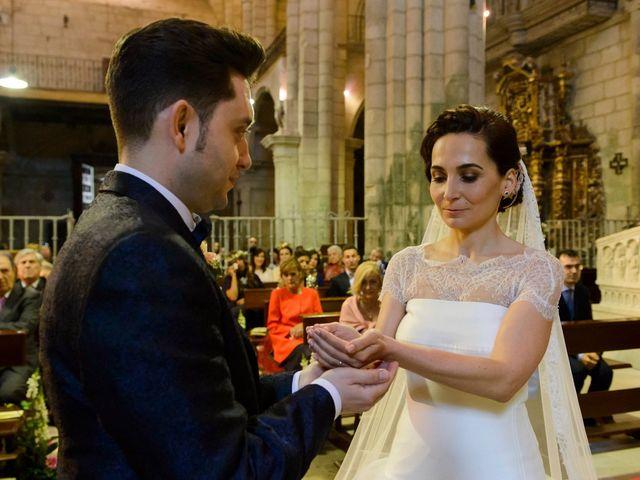 La boda de Toño y Virginia en Nogueira De Ramuin, Orense 34