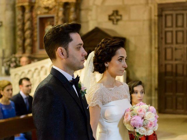La boda de Toño y Virginia en Nogueira De Ramuin, Orense 35