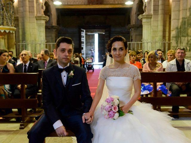 La boda de Toño y Virginia en Nogueira De Ramuin, Orense 36