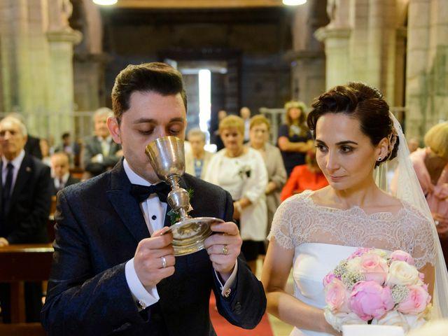 La boda de Toño y Virginia en Nogueira De Ramuin, Orense 38