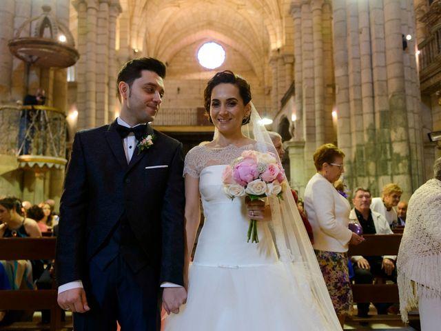 La boda de Toño y Virginia en Nogueira De Ramuin, Orense 39