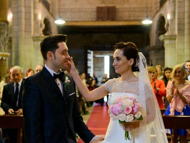 La boda de Toño y Virginia en Nogueira De Ramuin, Orense 40
