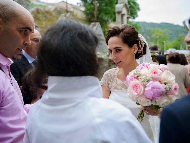 La boda de Toño y Virginia en Nogueira De Ramuin, Orense 42