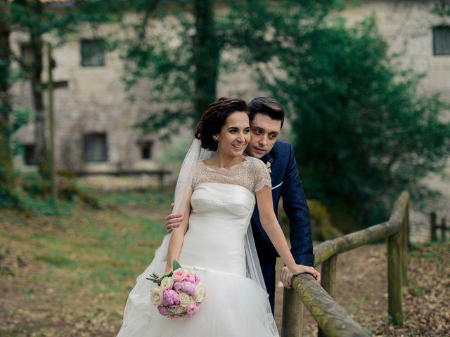 La boda de Toño y Virginia en Nogueira De Ramuin, Orense 45