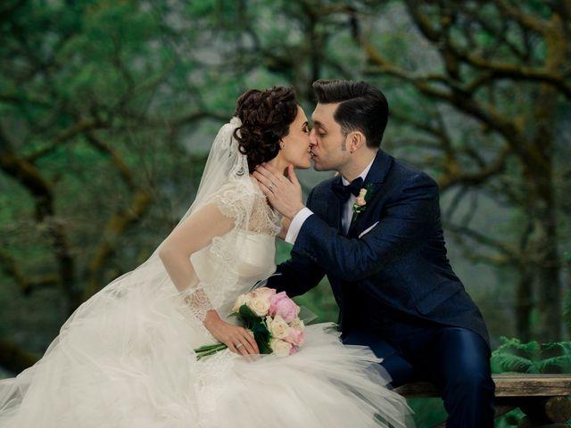 La boda de Toño y Virginia en Nogueira De Ramuin, Orense 47