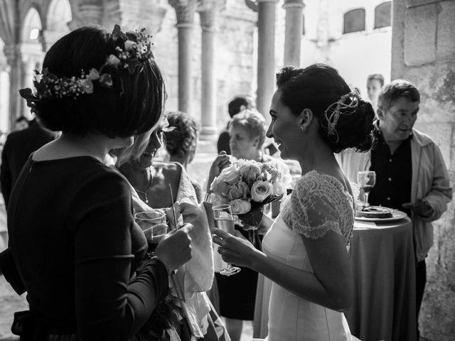 La boda de Toño y Virginia en Nogueira De Ramuin, Orense 48