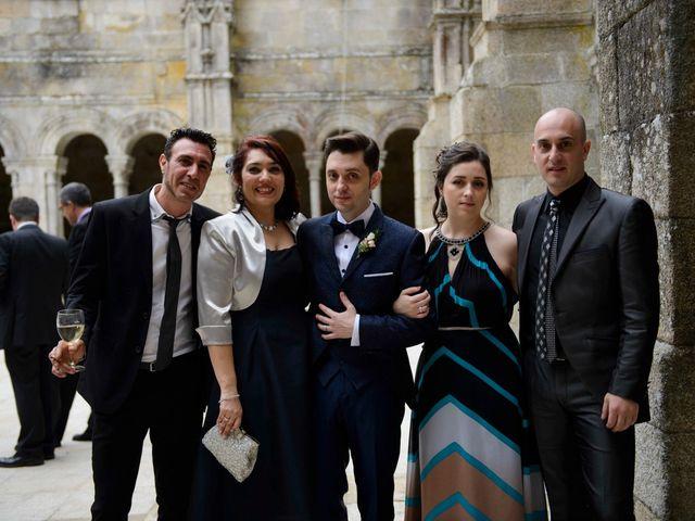 La boda de Toño y Virginia en Nogueira De Ramuin, Orense 50