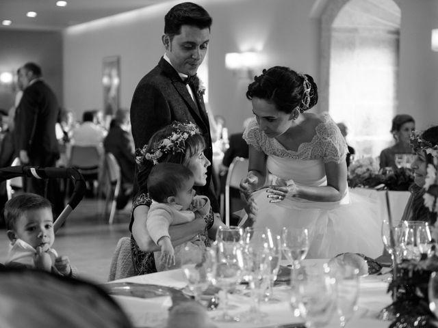 La boda de Toño y Virginia en Nogueira De Ramuin, Orense 51