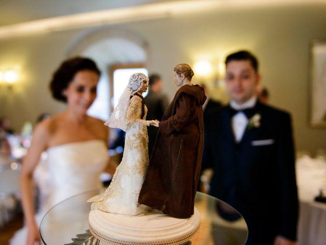 La boda de Toño y Virginia en Nogueira De Ramuin, Orense 56