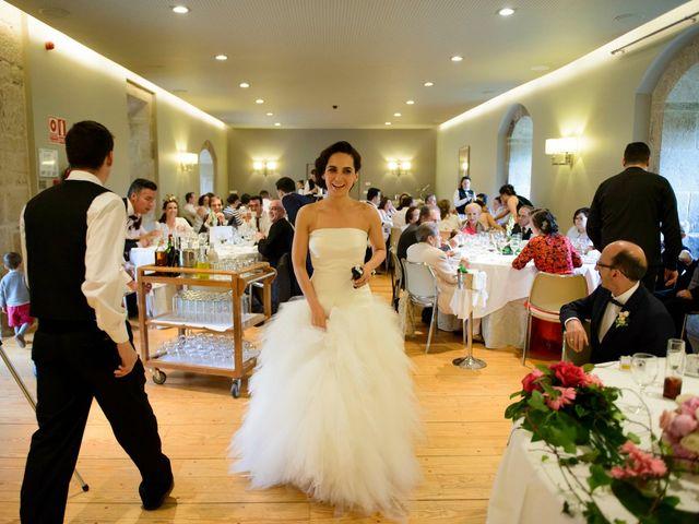 La boda de Toño y Virginia en Nogueira De Ramuin, Orense 58