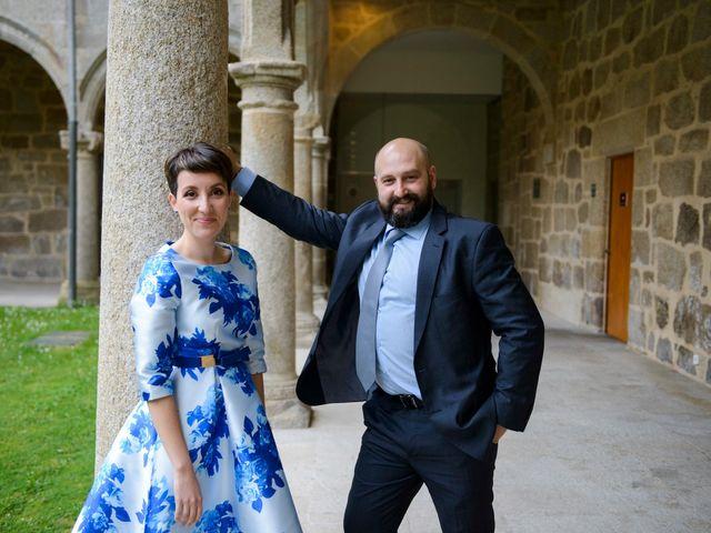 La boda de Toño y Virginia en Nogueira De Ramuin, Orense 61