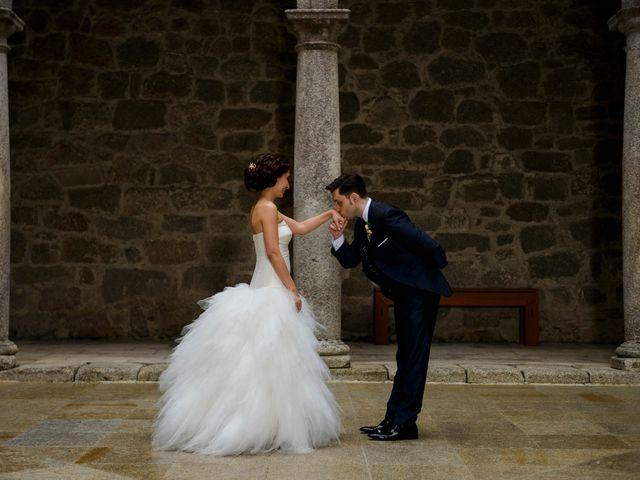 La boda de Toño y Virginia en Nogueira De Ramuin, Orense 65