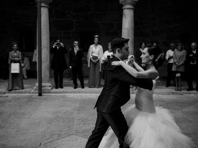 La boda de Toño y Virginia en Nogueira De Ramuin, Orense 66