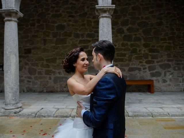 La boda de Toño y Virginia en Nogueira De Ramuin, Orense 67