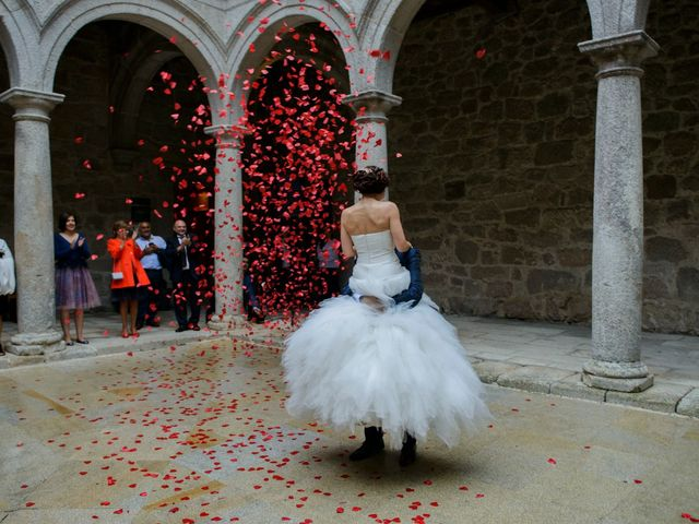 La boda de Toño y Virginia en Nogueira De Ramuin, Orense 68