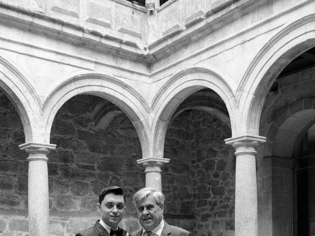 La boda de Toño y Virginia en Nogueira De Ramuin, Orense 69