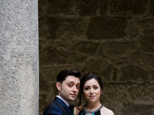 La boda de Toño y Virginia en Nogueira De Ramuin, Orense 70