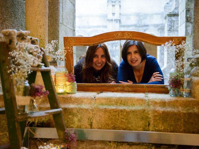 La boda de Toño y Virginia en Nogueira De Ramuin, Orense 72