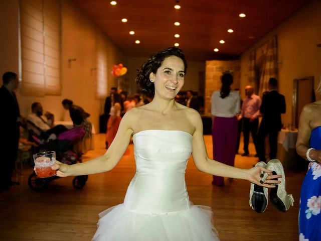 La boda de Toño y Virginia en Nogueira De Ramuin, Orense 75