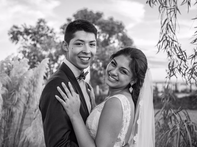 La boda de Priscila y Luis